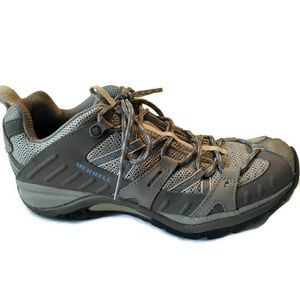 Merrell Hiking Shoes Sneakers 7 Siren sport olive